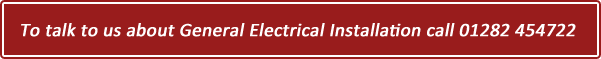 general electrical installation