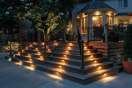 outside lighting ideas. Outside Light Installation Lighting Ideas H