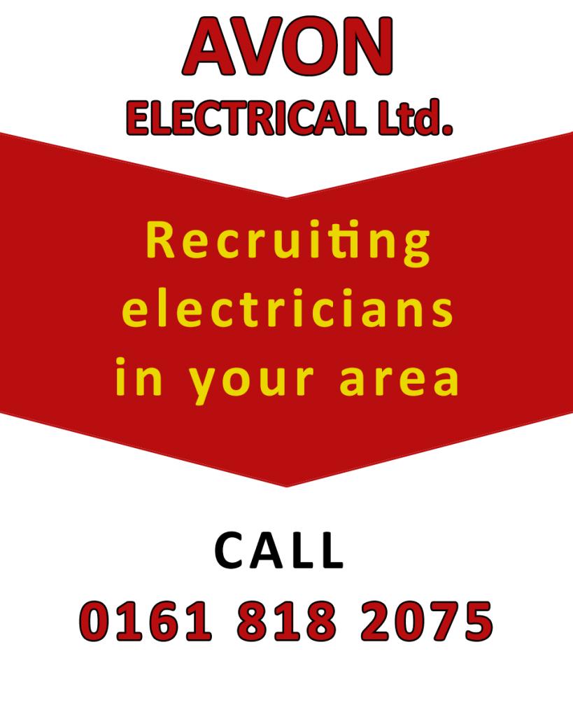 electrician jobs burnley